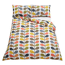 Buy Orla Kiely Scribble Stem Duvet Cover Online at johnlewis.com