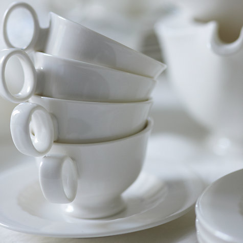 Buy Designers Guild White Fine China Tableware Online at johnlewis.com