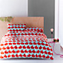 Anorak Kissing Rabbits Duvet Cover and Pillowcase Set