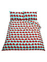 Anorak Kissing Rabbits Duvet Cover Set