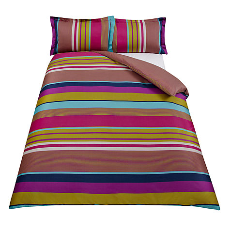 Buy Harlequin Bali Duvet Cover, Multi Online at johnlewis.com