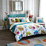 Buy Harlequin Tembok Single Duvet Cover, Multi Online at johnlewis.com