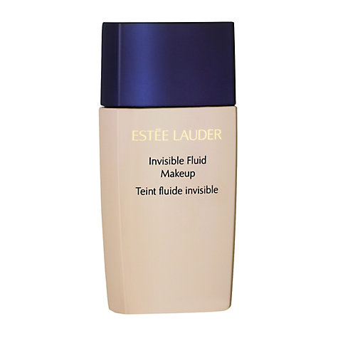 Buy Estée Lauder Invisible Fluid Makeup Online at johnlewis.com