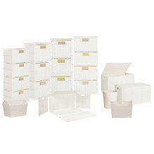 Buy John Lewis Paper Rope Storage Online at johnlewis.com