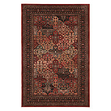 Buy Royal Heritage Imperial Baktian Rug, Red, L300 x W200cm Online at johnlewis.com