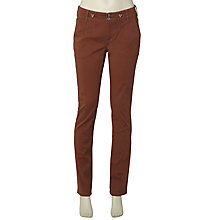 Buy White Stuff Niemes Trousers, Long Length, Ember Glow Online at johnlewis.com