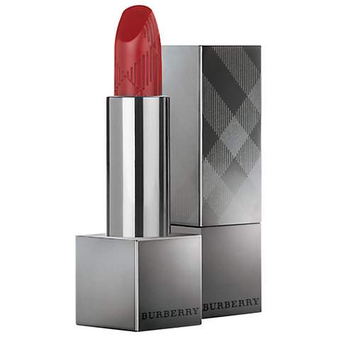 Buy Burberry Beauty Lip Cover Soft Satin Lipstick Online at johnlewis.com