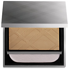 Buy Burberry Beauty Sheer Foundation  - Luminous Compact Foundation Online at johnlewis.com