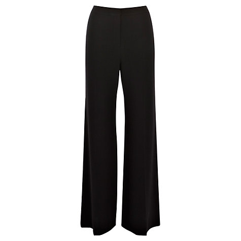 Buy Coast Radella Bootcut Trousers, Black Online at johnlewis.com