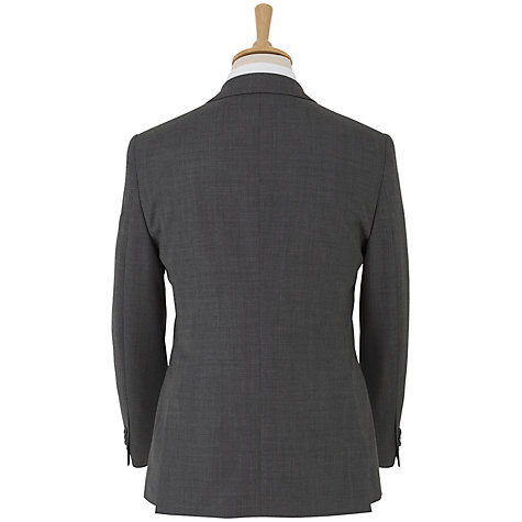 Buy Paul Costelloe Birdseye Suit Jacket, Charcoal Online at johnlewis.com
