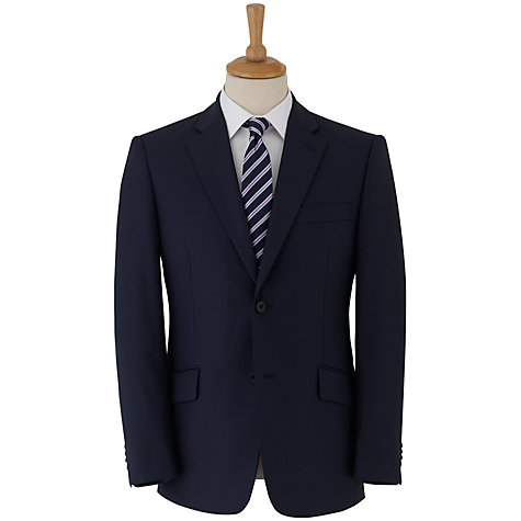 Buy Paul Costelloe Mini Herringbone Suit Jacket, Navy Online at johnlewis.com
