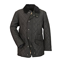 Buy Barbour Bardon Polarquilt Quilted Jacket Online at johnlewis.com
