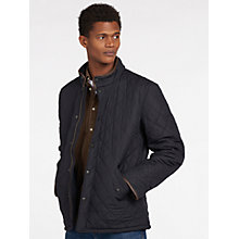 Buy Barbour Powell Quilted Jacket Online at johnlewis.com