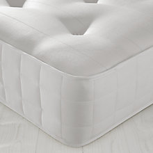 Buy John Lewis Special Pocket Ortho 1400 Mattress, Single Online at johnlewis.com
