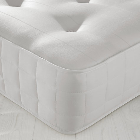 Buy John Lewis Pocket Ortho 1200 Mattress and Maxi Store Divan Set, Single Online at johnlewis.com