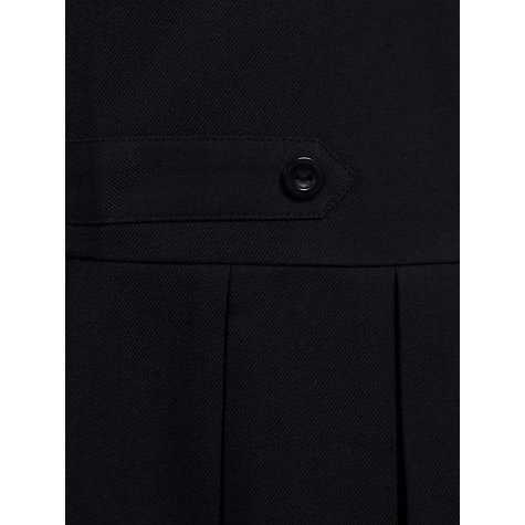 Buy John Lewis School Box Pleat Tunic, Navy Online at johnlewis.com