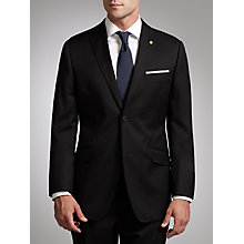 Buy Ted Baker Endurance Carez Golden Ewe Suit, Black Online at johnlewis.com