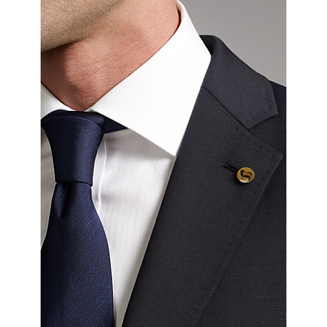 Buy Ted Baker Endurance Carez Golden Ewe Suit Jacket, Navy Online at johnlewis.com