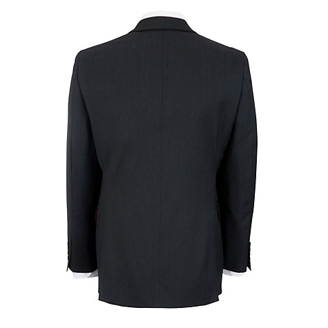 Buy Chester by Chester Barrie Herringbone Suit Jacket, Charcoal Online at johnlewis.com