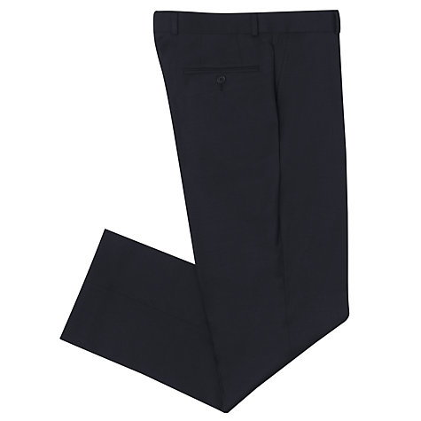 Buy Ted Baker Endurance Carez Golden Ewe Suit Trousers, Black Online at johnlewis.com