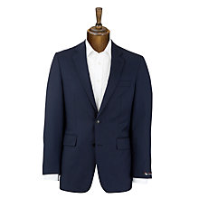 Buy Chester by Chester Barrie Herringbone Suit Jacket, Navy Online at johnlewis.com
