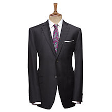 Buy Ted Baker Endurance Simply Sterling Suit Jacket, Mid Grey Online at johnlewis.com