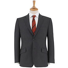 Buy Paul Costelloe Mini Herringbone Suit Jacket, Charcoal Online at johnlewis.com