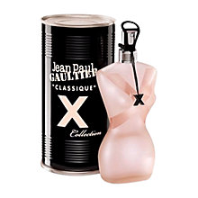 Buy Jean Paul Gaultier Classique X Collection Eau De Toilette Online at johnlewis.com