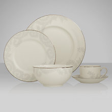 Buy Vera Wang for Wedgwood Trailing Vines Tableware Online at johnlewis.com