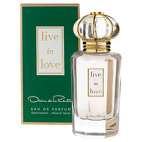 Buy Oscar de la Renta Live In Love Eau de Parfum Online at johnlewis.com