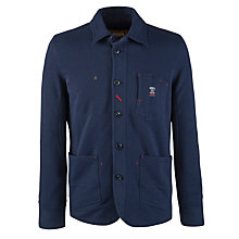 Buy Diesel Swinter Jacket, Navy Online at johnlewis.com
