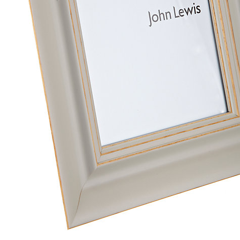 Buy John Lewis Distressed Frames, Grey Online at johnlewis.com