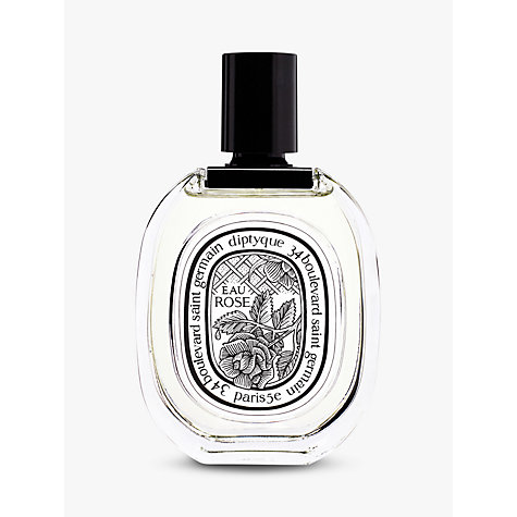 Buy Diptyque Eau Rose Eau de Toilette Online at johnlewis.com
