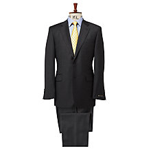 Buy Chester by Chester Barrie Pick and Pick Wool Suit, Charcoal Online at johnlewis.com