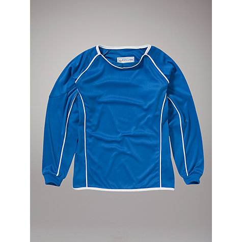 Buy School Football Shirt, Dark Royal Blue Online at johnlewis.com
