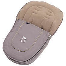 Buy iCandy Peach Jogger Footmuff Online at johnlewis.com