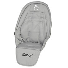 Buy iCandy Peach Lower Seat Liner Online at johnlewis.com