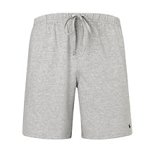 Buy Polo Ralph Lauren Jersey Lounge Shorts, Grey Online at johnlewis.com