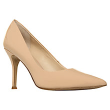 Buy Nine West Flax Patent Pointed Toe Court Shoes Online at johnlewis.com