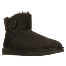 Buy UGG Mini Bailey Button Ankle Boots Online at johnlewis.com