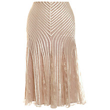 Buy Chesca Champagne Skirt, Champagne Online at johnlewis.com