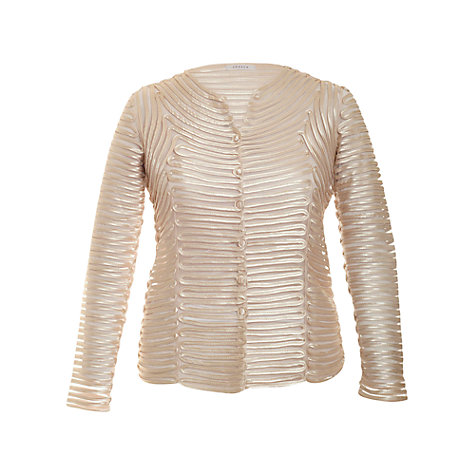 Buy Chesca Champagne Shrug, Champagne Online at johnlewis.com