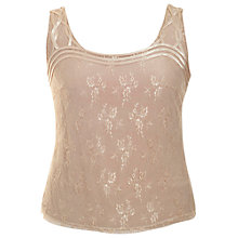 Buy Chesca Champagne Camisole, Champagne Online at johnlewis.com
