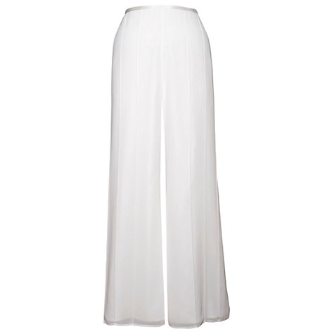 Buy Chesca Wide Leg Trousers Online at johnlewis.com