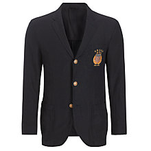 Buy Polo Ralph Lauren Abrahams Blazer, Navy Online at johnlewis.com