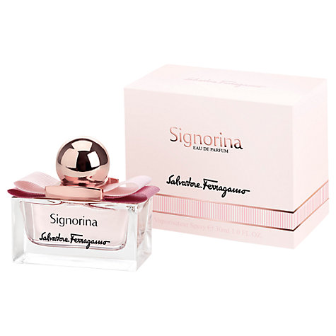 Buy Salvatore Ferragamo Signorina Eau de Parfum Online at johnlewis.com