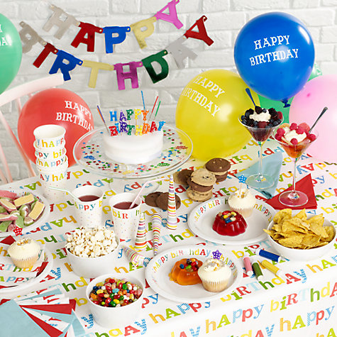 Buy Happy Birthday Party Online at johnlewis.com