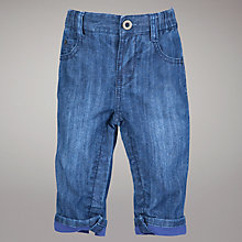 Buy John Lewis Baby Jeans, Denim Online at johnlewis.com