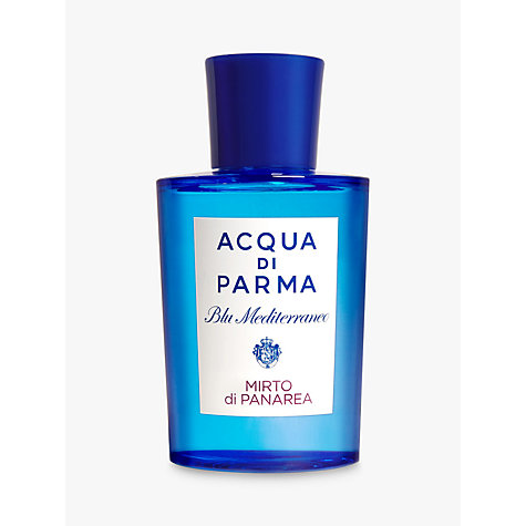Buy Acqua di Parma Blu Mediterraneo Mirto di Panarea Eau de Toilette Spray Online at johnlewis.com