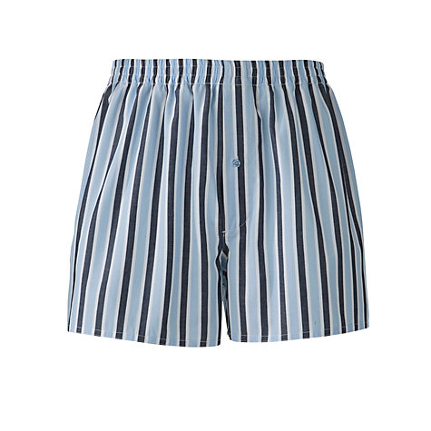 Buy John Lewis Cotton Boxer Shorts Online at johnlewis.com